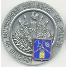 DIRECTION DU COMMISSARIAT D'OUTRE MER DES ANTILLES