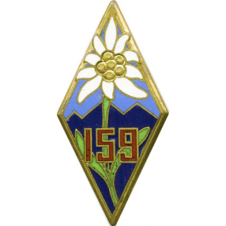 159° REGIMENT INFANTERIE ALPINE