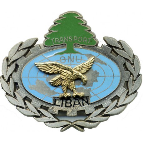 27° DIVISION ALPINE TRANSPORT ONU LIBAN
