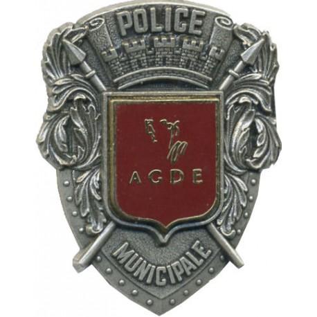POLICE MUNICIPALE AGDE
