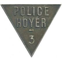 POLICE HOYER ? 3