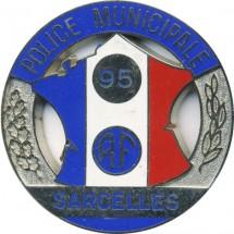 POLICE MUNICIPALE SARCELLES 95