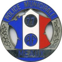 POLICE MUNICIPALE MEAUX 77