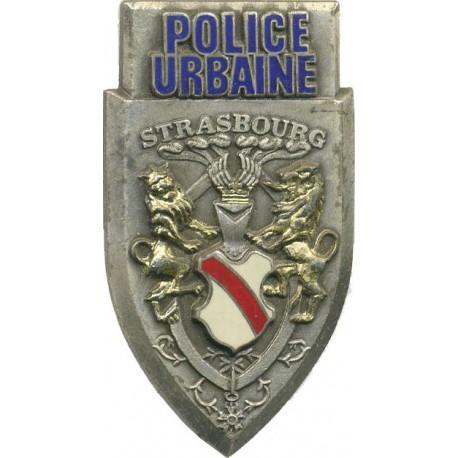 POLICE URBAINE STRASBOURG