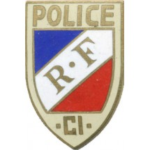 POLICE R.F EN COTE D'IVOIRE