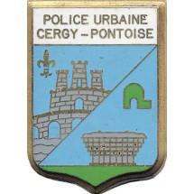 POLICE URBAINE CERGY PONTOISE