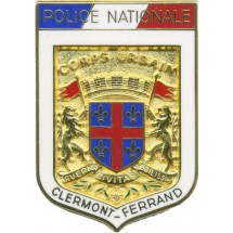 POLICE CLERMONT FERRAND