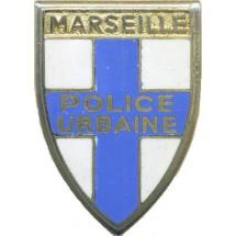 POLICE URBAINE MARSEILLE