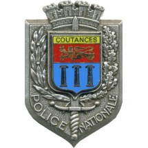 POLICE COUTANCES