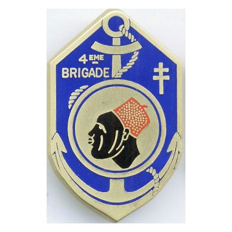 1° DIVISION FRANCAISE LIBRE 4° BRIGADE