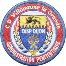 CD VILLENEUVE LA GRANDE DISP DIJON