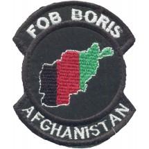 FOB BORIS AFGHANISTAN
