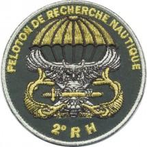 2° RH PELOTON DE RECHERCHES NAUTIQUES