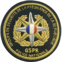 GSPR GROUPE SECURITE PRESIDENCE REPUBLIQUE