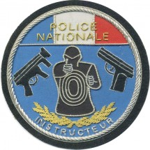 INSTRUCTEUR TIR POLICE NATIONALE