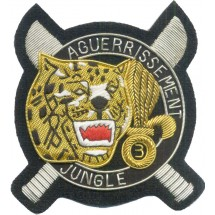 3° REI AGUERRISSEMENT JUNGLE