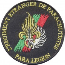 2° REP PARA LEGION