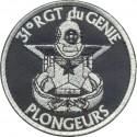 31° RG PLONGEURS