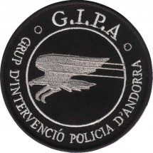 GIPA GROUPE D'INTERVENTION POLICE D'ANDORRE