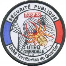 UTEQ GRENOBLE DDSP 38