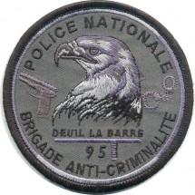 BAC DEUIL LA BARRE 95