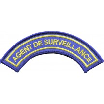 POLICE PARIS AGENT DE SURVEILLANCE