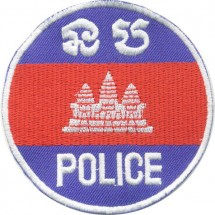 POLICE CAMBODGE