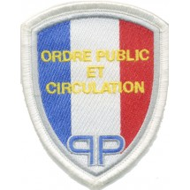 ORDRE PUBLIC ET CIRCULATION POLICE PARIS