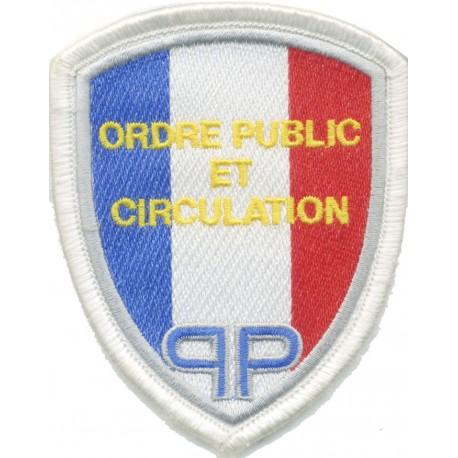 ORDRE PUBLIC ET CIRCULATION POLICE PARIS