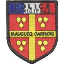 MAUGIO CARNION POLICE MUNICIPALE
