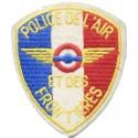 PAF POLICE DE L'AIR ET DES FRONTIERES