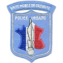 POLICE URBAINE UNITE MOBILE DE SECURITE