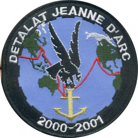 DETALAT JEANNE D'ARC 2000 - 2001