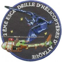 2° ESCADRILLE D'HELICOPTERES D'ATTAQUE