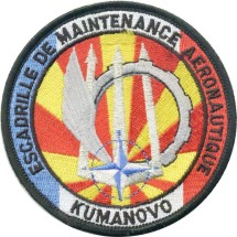 ESCADRILLE DE MAINTENANCE AERONAUTIQUE