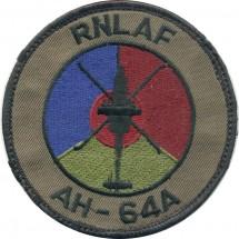 RNLAF AH - 64A ETRANGER ?