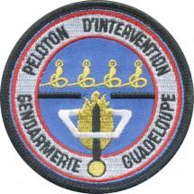 PELOTON D'INTERVENTION GUADELOUPE