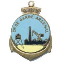 COMPAGNIE DE GARDE ARSENAL SAIGON