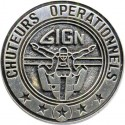 GIGN CHUTEURS OPERATIONNELS