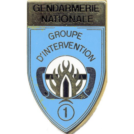 GROUPE D'INTERVENTION 1