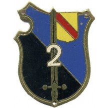 2° LEGION GENDARMERIE D'OCCUPATION
