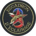 ESCADRON D'ECLAIRAGE 3° BRIGADE MECANISEE