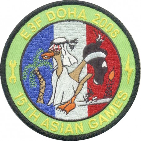 AWACS E3F DOHA 2006 - 15° ASIAN GAMES