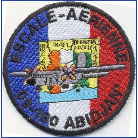 ESCALE AERIENNNE 09-160 ABIDJAN