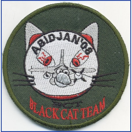 ABIDJAN BCT BLACK CAT TEAM