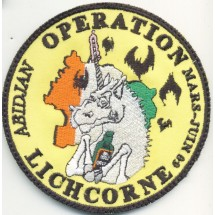 OPERATION LICHCORNE MARS JUIN 89