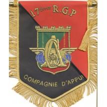 17° RGP COMPAGNIE D'APPUI