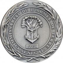 COMMISSARIAT DE L'ARMEE DE TERRE AU SENEGAL
