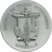 DISTRICT DE TRANSIT INTERARMEES MARSEILLE