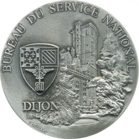 bureau du service national de dijon insignes militaires collections